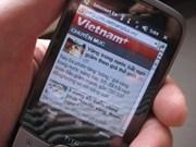 VietnamPlus lance le web mobile