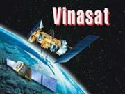 Signature d'un contrat du projet Vinasat-2