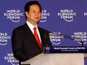 Ouverture du 19e WEF de l'Asie de l'Est