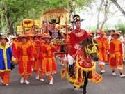 Festival de Hue : sacrifice au Ciel et à la Terre
