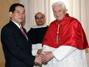 La 2e réunion du Groupe de travail Vietnam-Vatican