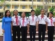 Le Vietnam primé 1er au concours épistolaire de l'UPU