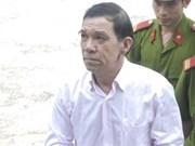 Prison à perpétuité pour un officiel corrompu