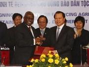 Aide du FIDA aux ethnies minoritaires à Dak Nong