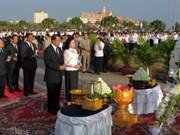 Hanoi accorde 2 mld de dongs au Cambodge
