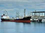 Dung Quat : vente de 3,1 mls de tonnes de produits
