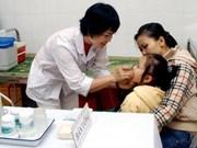 Hanoi : compléments en vitamine A pour enfants et mères