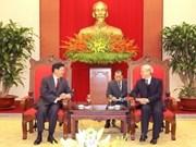 Le Vietnam approfondit ses relations avec le Laos et la Chine