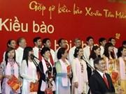 Têt : plus 600 Viet Kieu réunis à Hô Chi Minh-Ville