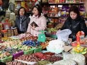 Janvier : La hausse des prix à la consommation a ralenti