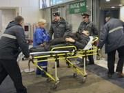 Moscou: Attentat-suicide à l'aéroport de Domodedovo