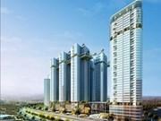 Une nouvelle cité urbaine au Sud-Ouest de Hanoi