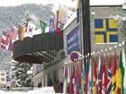 Ouverture du 41e Forum économique de Davos