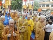 Les activités religieuses favorisées en 2010