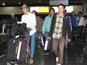 D'autres travailleurs vietnamiens de Libye sont entrés en Egypte