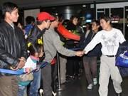 Déjà 2.629 travailleurs vietnamiens en Libye sont rentrés au pays