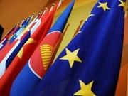 L'UE soutient l'édification du marché commun de l'ASEAN