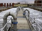 Hanoi : usine de traitement des eaux usées selon le modèle PPP