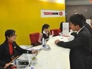 Techcombank reçoit un prix en règlement international