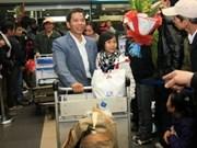 Plus de 4.400 travailleurs vietnamiens rapatriés de Libye