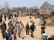 L'Indonésie arrange des rencontres militaires Cambodge-Thaïlande