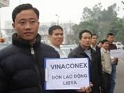 Libye : le rapatriement des travailleurs vietnamiens est achevé