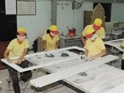 HCM-Ville : ouverture de la foire du bois 2011