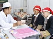 Projet sur la santé des minoritaires ethniques