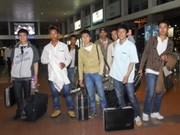 Dimanche : 292 Vietnamiens en Algérie reviendront au pays