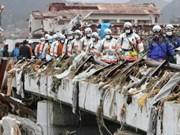 Séisme : soutien aux victimes japonaises