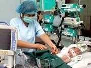 L'hôpital national de pédiatrie avec le but d'être au top 3 régional