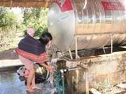 BM : poursuite du financement du programme de l'eau potable