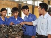 Création de l'emploi durable pour les travailleurs ruraux