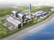 Financement de la centrale thermique de Vung Ang 1