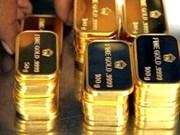 Suspension de la mobilisation et de l'octroi des prêts en or