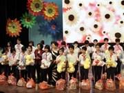 Lancement du Mois d'action pour l'enfant 2011