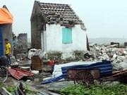 Tempête Haima fait au moins dix morts