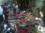 Le Vietnam condamne les attentats à la bombe de Mumbai