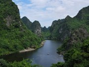 Le site de Trang An candidat au titre de patrimoine naturel mondial