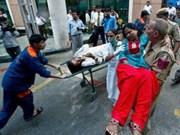 Le Vietnam condamne les attentats en Inde