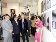 "Exposition ""Wilfred Burchett et le Vietnam''"