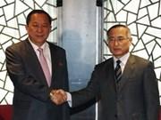 Nucléaire : les deux Corées se rencontrent à Pékin