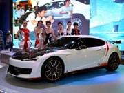 De grandes marques au Vietnam Motor Show 2011
