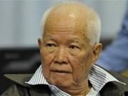 Cambodge: début du procès de trois ex-hauts dirigeants khmers rouges