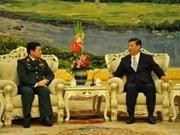 Le Vietnam et la Chine renforcent leur amitié