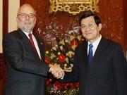 Le Vietnam salue les liens avec le Brésil et les États-Unis