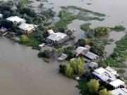 Dons à des foyers sinistrés d'An Giang