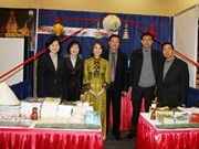 Le Vietnam à une foire touristique au Canada