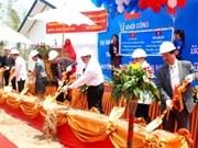 La BIDV construit une école pour le Laos