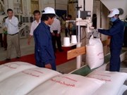 Cambodge-Vietnam : inauguration d'une usine de riz